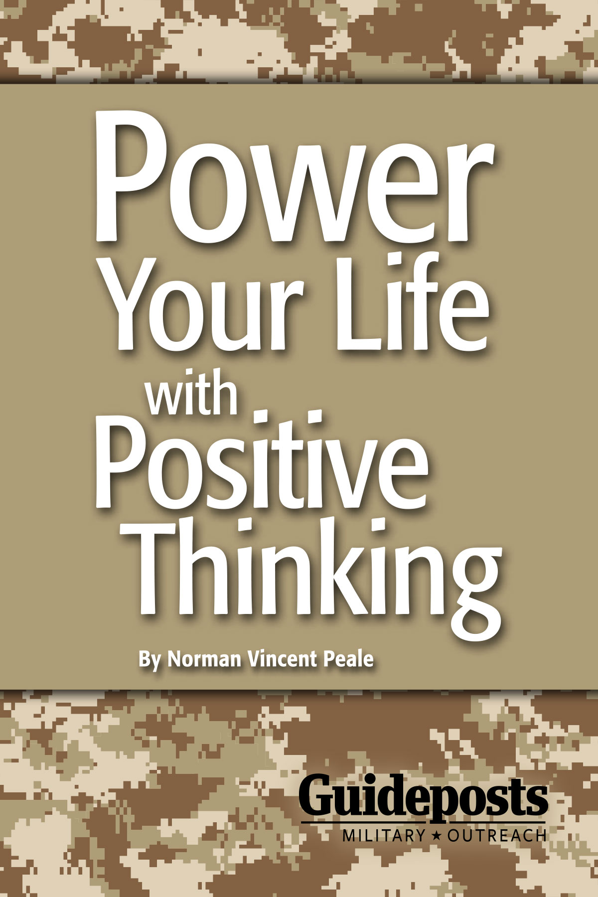 Power Your Life with Positive Thinking - Military