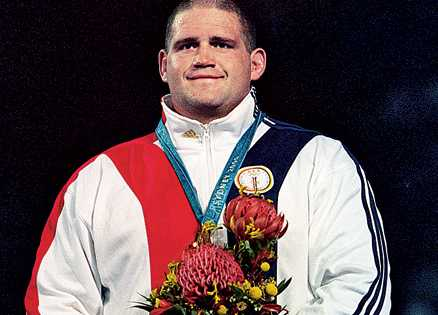 Rulon Gardner gets strength from his faith