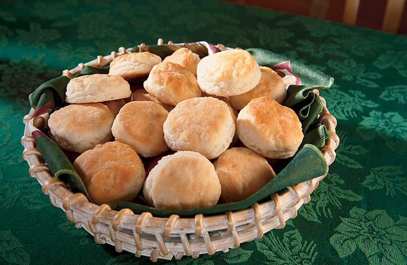Dolly Parton's Biscuits
