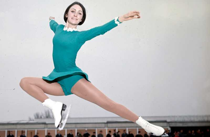 Guideposts Classics: Peggy Fleming's Toughest Competition