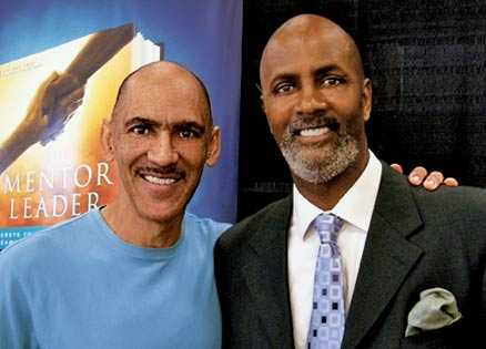 Little League coach Allen Truman was one mentor who inspired Tony Dungy to lead.