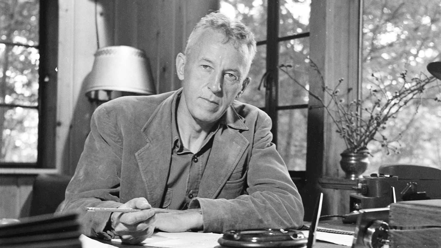 Bill Wilson, co-founder of Alcoholics Anonymous