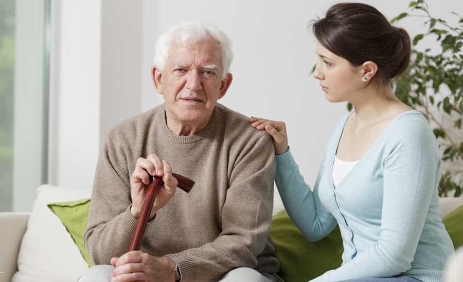 Easing the Effects of Stress on Family Caregivers