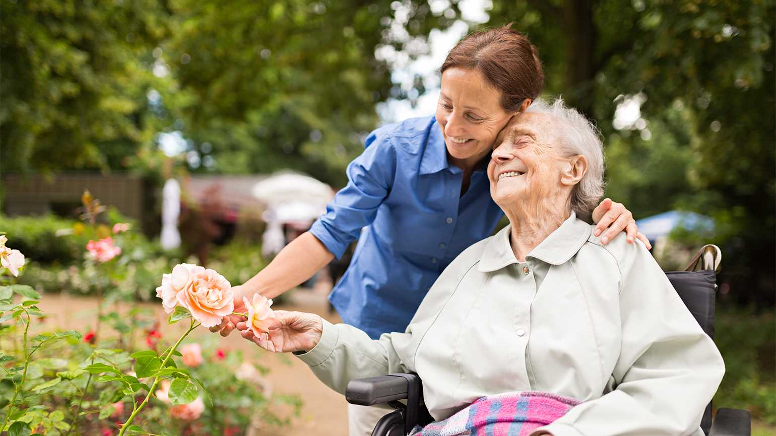 The Important Stage of Caregiving That No One Talks About