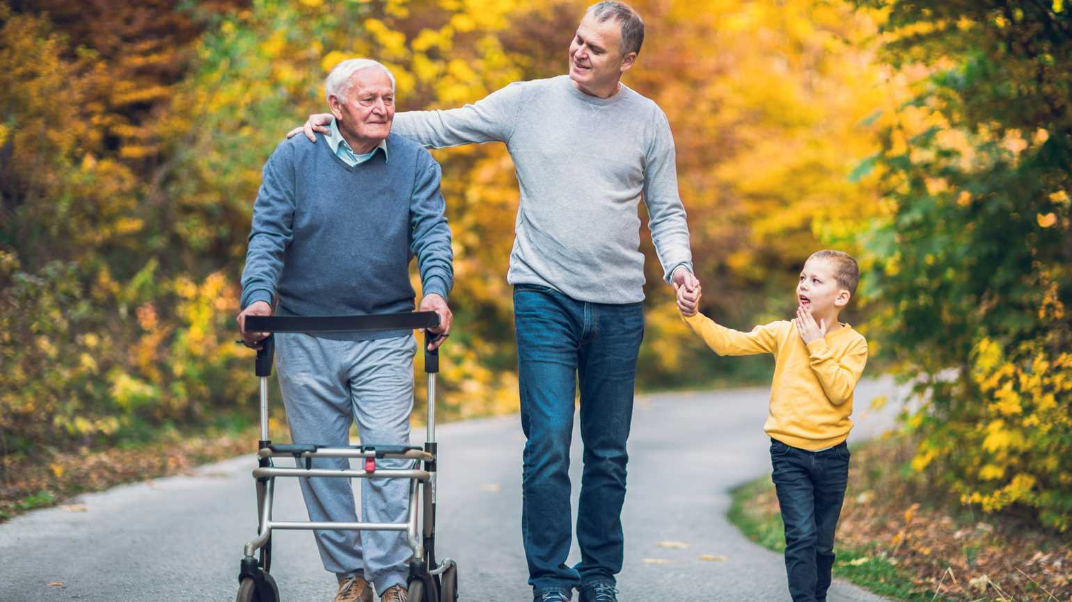 Caregiving for a Loved One Brings Challenges, But Offers Rewards