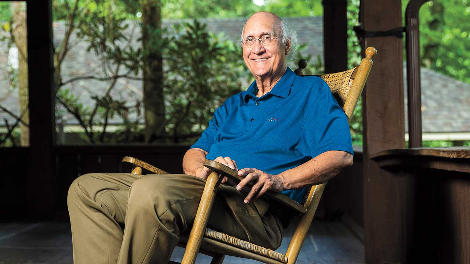 His Caregiving Journey Led Him on a Path of Spiritual Growth