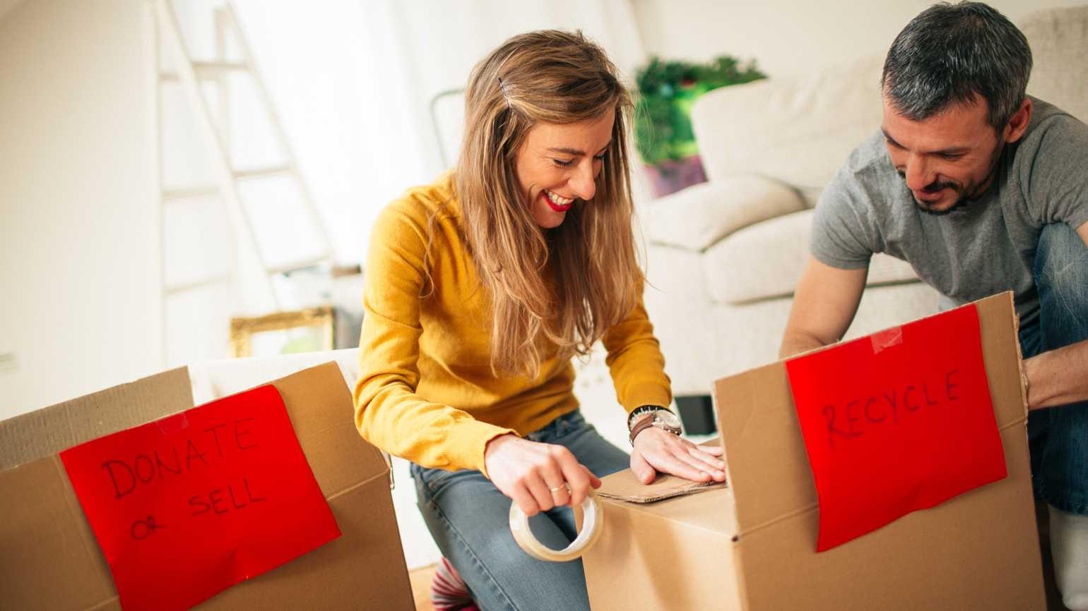 4 Ways to Clear Clutter from a Lifelong Home