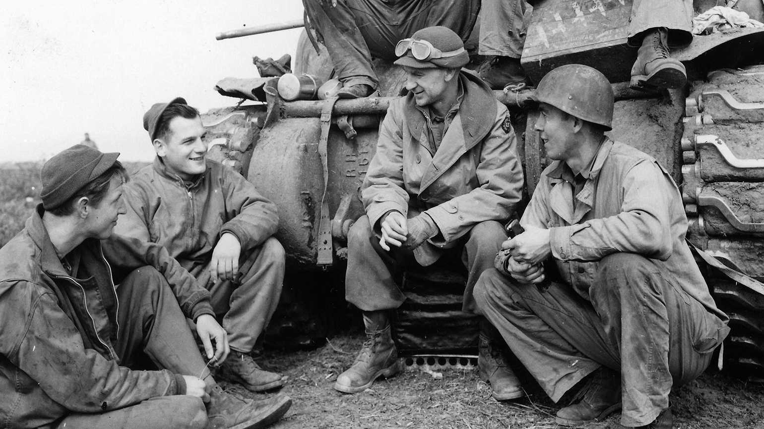 Ernie Pyle Courageously Chronicled the Soldier's Experience