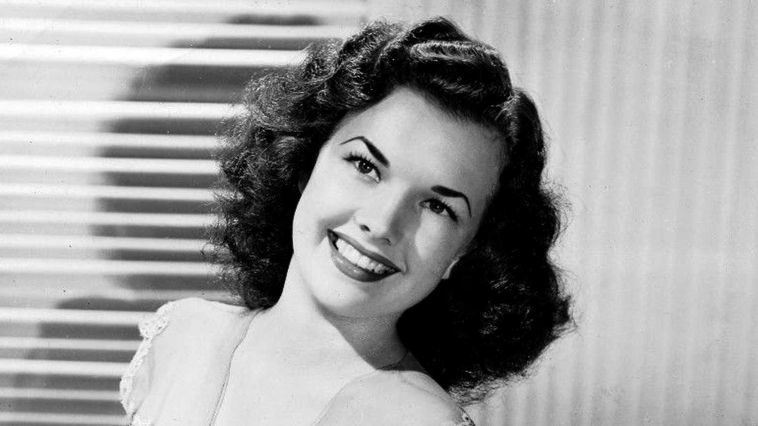 Actress and singer Gale Storm