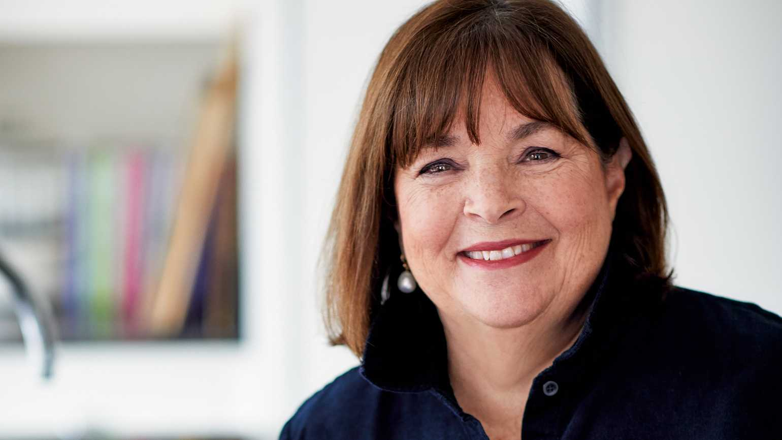 Ina Garten. Photo credit: Quentin Bacon