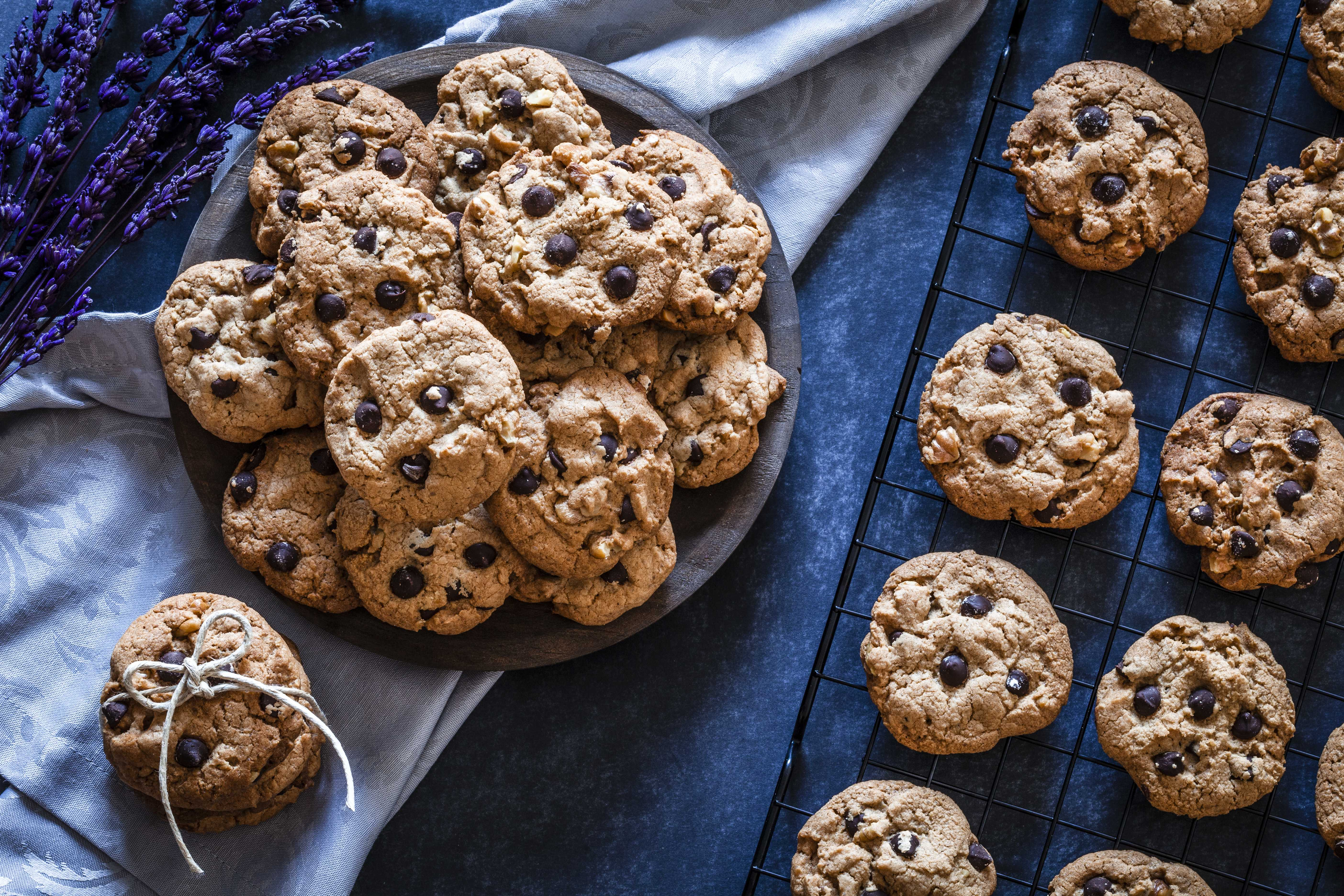 Mom's Blue Ribbon Chocolate Chip Cookies