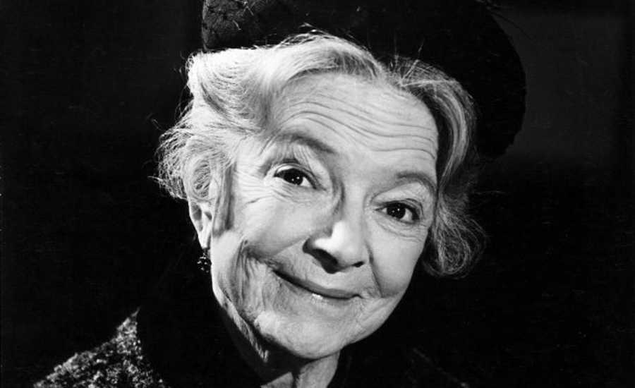 Guideposts: Actress Helen Hayes