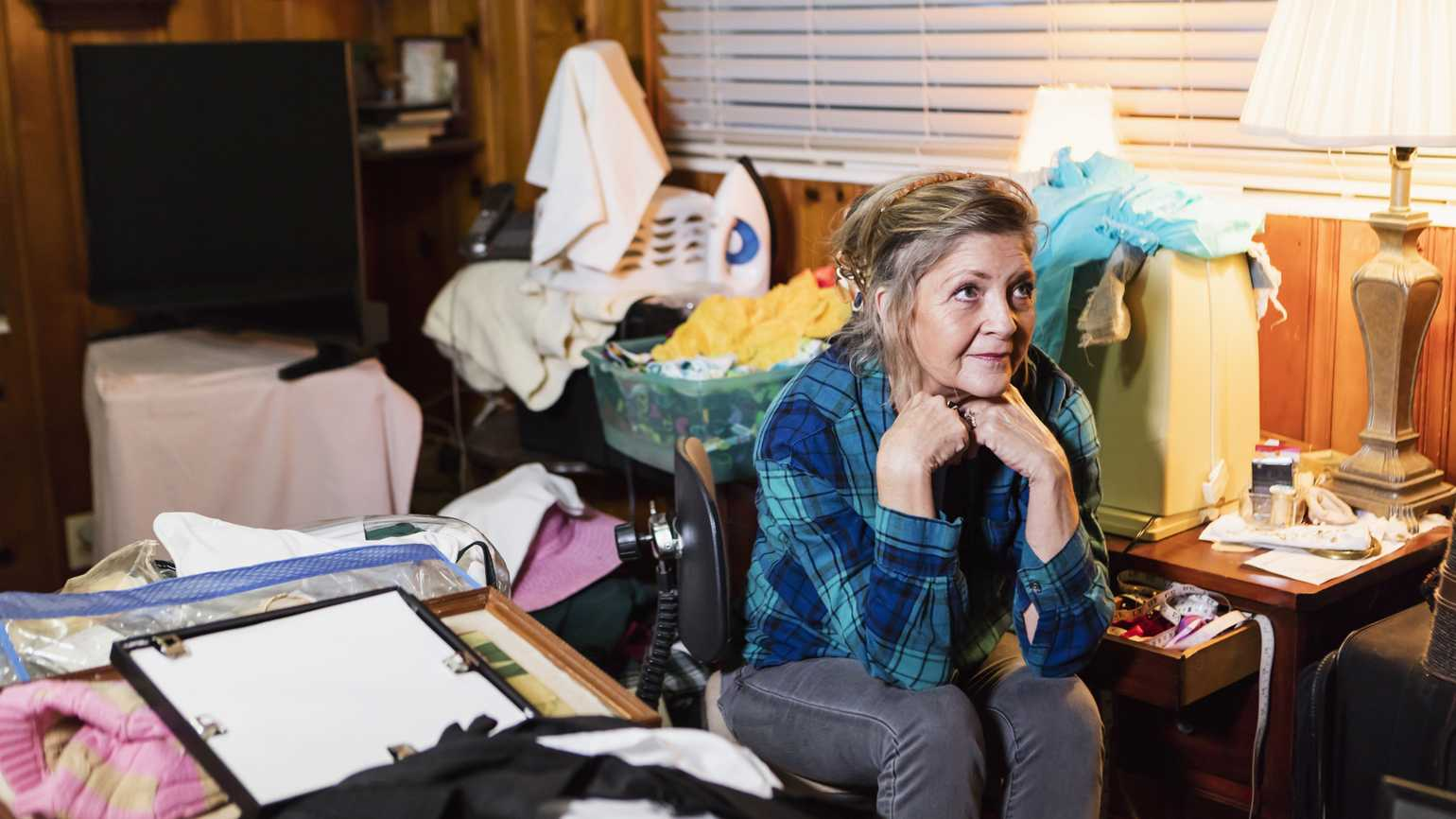 Understanding Why Someone with Alzheimer's Rummages or Hides Things