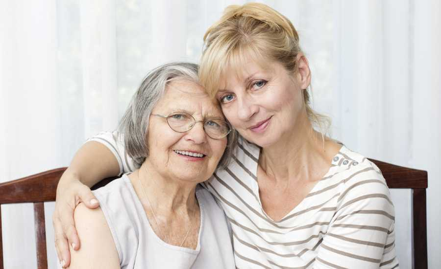 The Rewards of Being a Caregiver