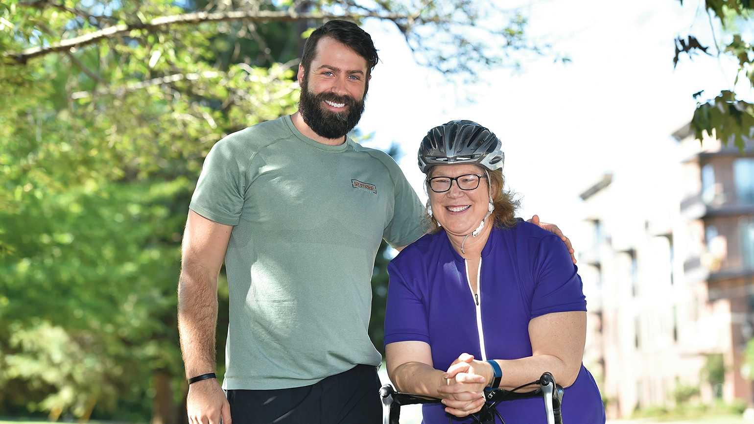 She Thought Obesity Was Her Destiny—Her Trainer Disagreed