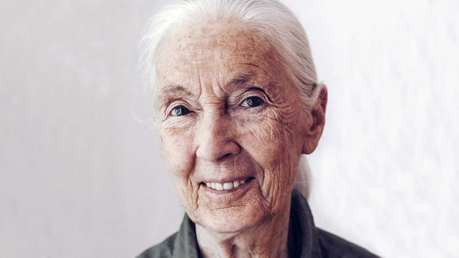 Jane Goodall: I Carry Hope with Me