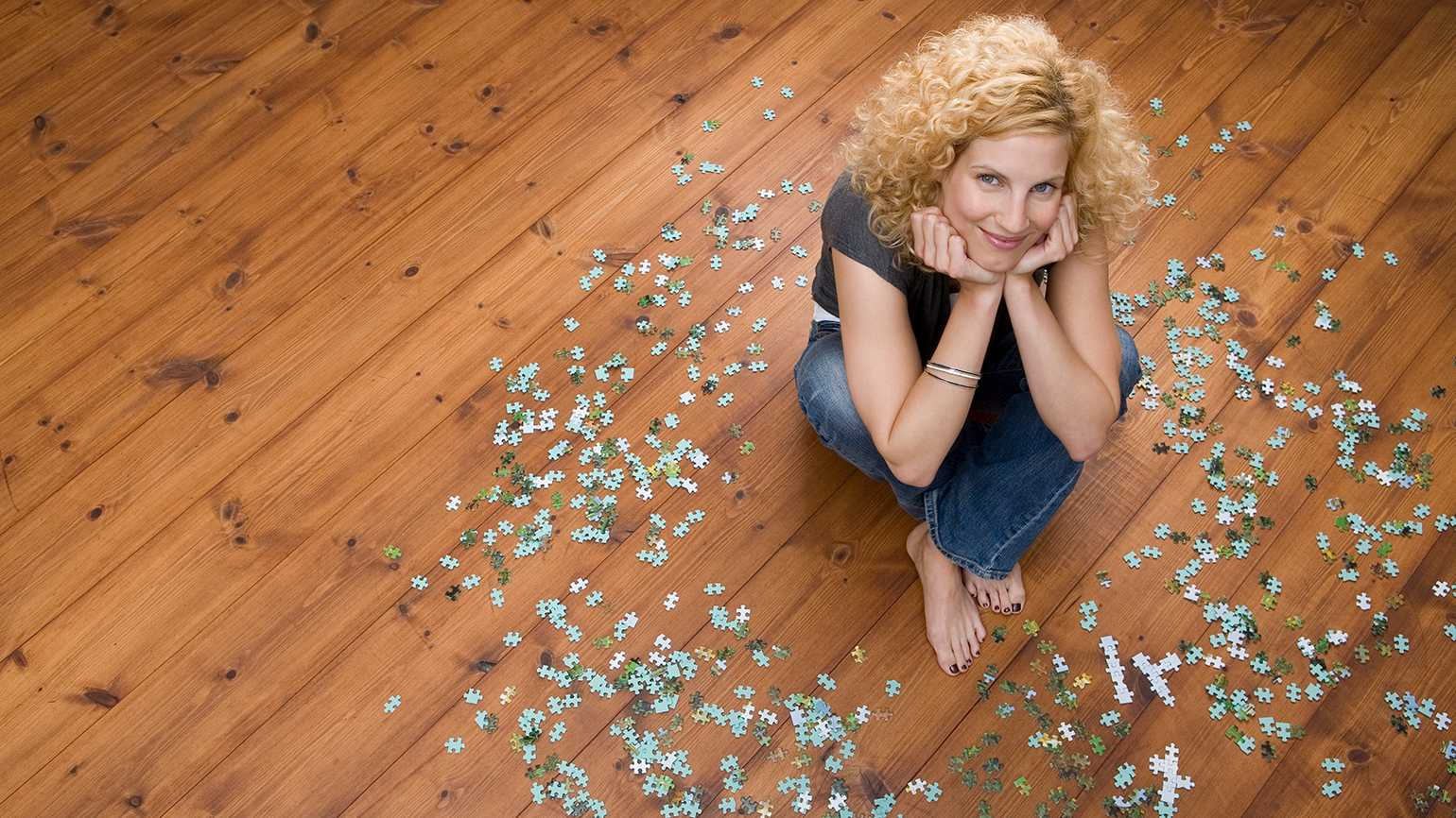 Benefits of solving jigsaw puzzles