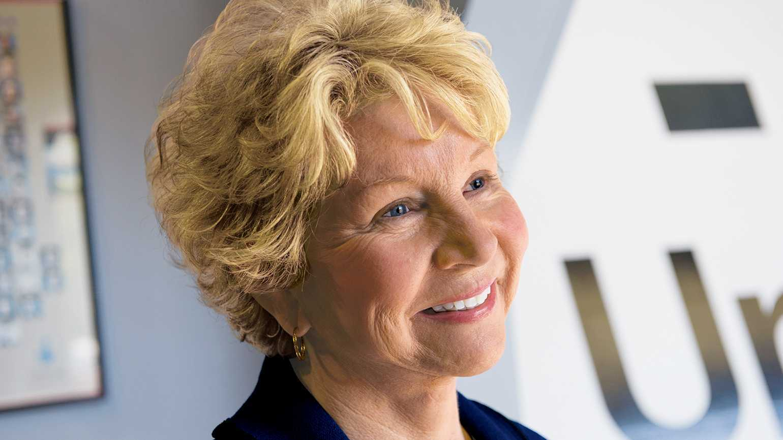 Faith helps June Scobee Rodgers go on after Challenger explosion