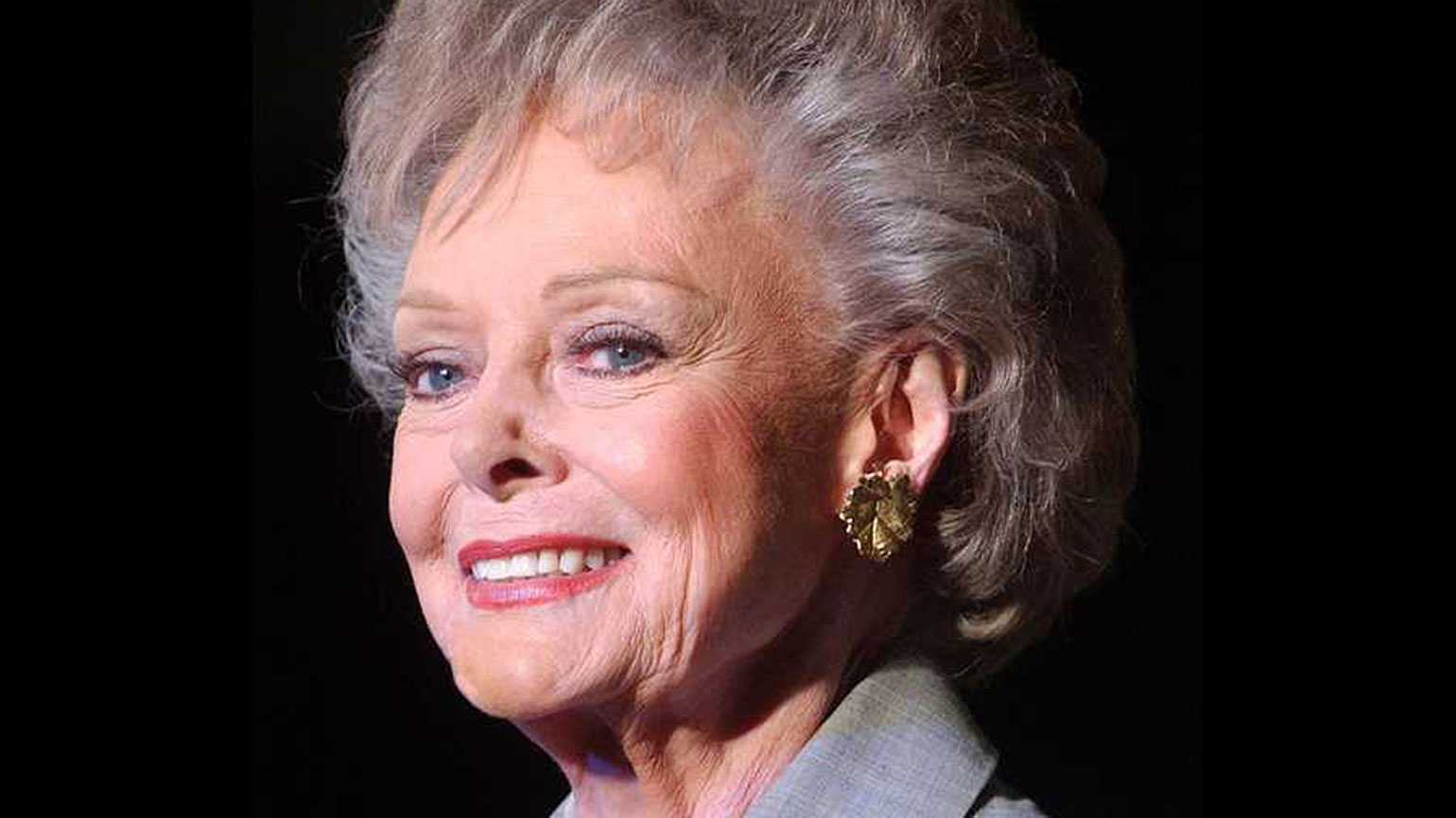 Actress and former Guideposts employee June Lockhart