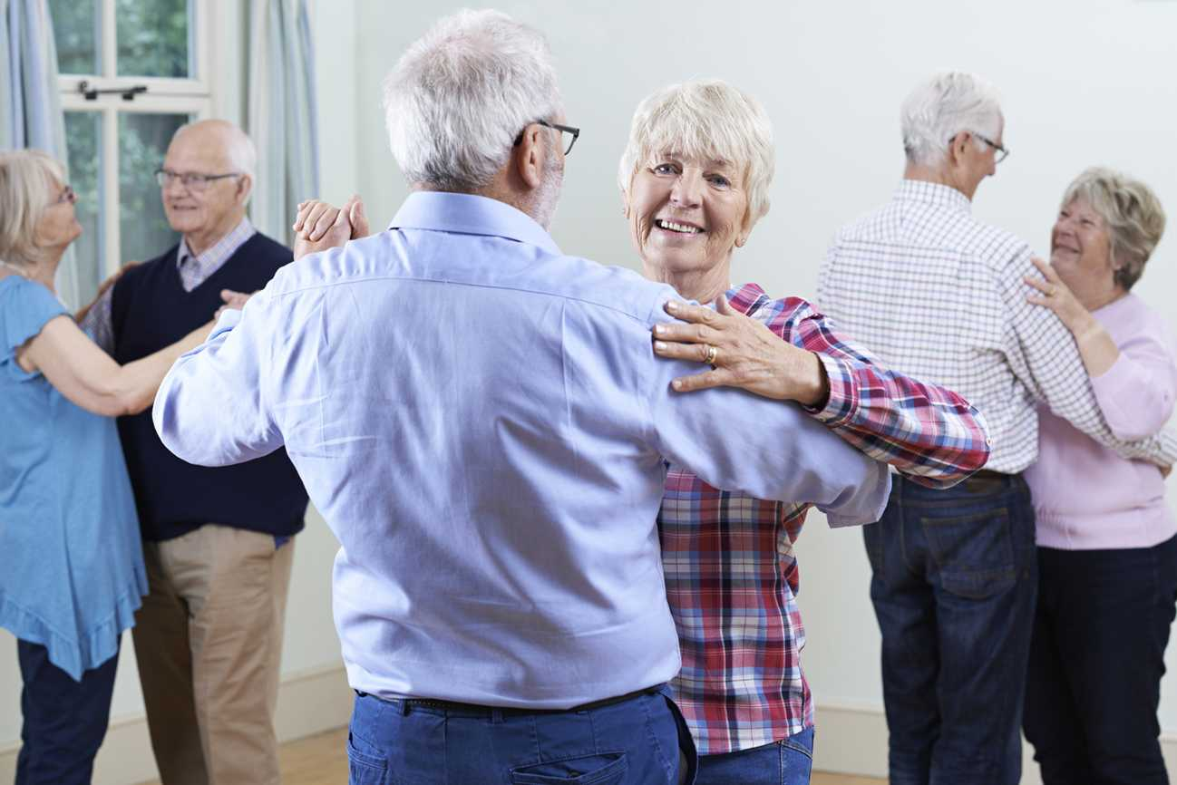 A Mother's Advice: Take Dance Lessons