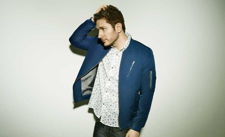 "Owl City Singer Adam Young talks about his new album ""Mobile Orchestra"""