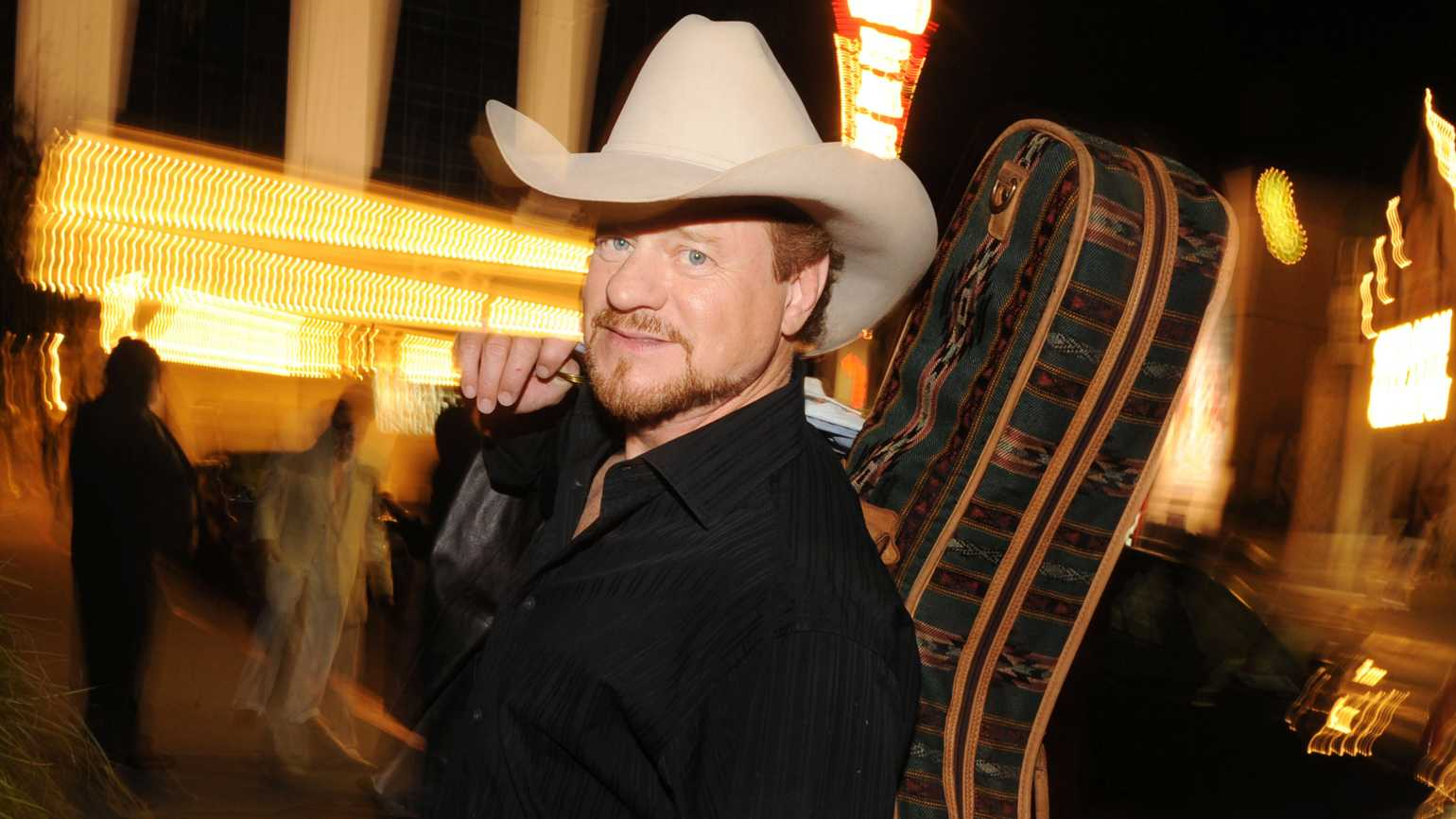 """Singer/Songwriter Paul Overstreet at The 3rd. Annual """"Mississippi GRAMMY Legacy"""" Celebration at Bluesville at Horseshoe Casino on May 28, 2009 in Robinsonville, Mississippi."""