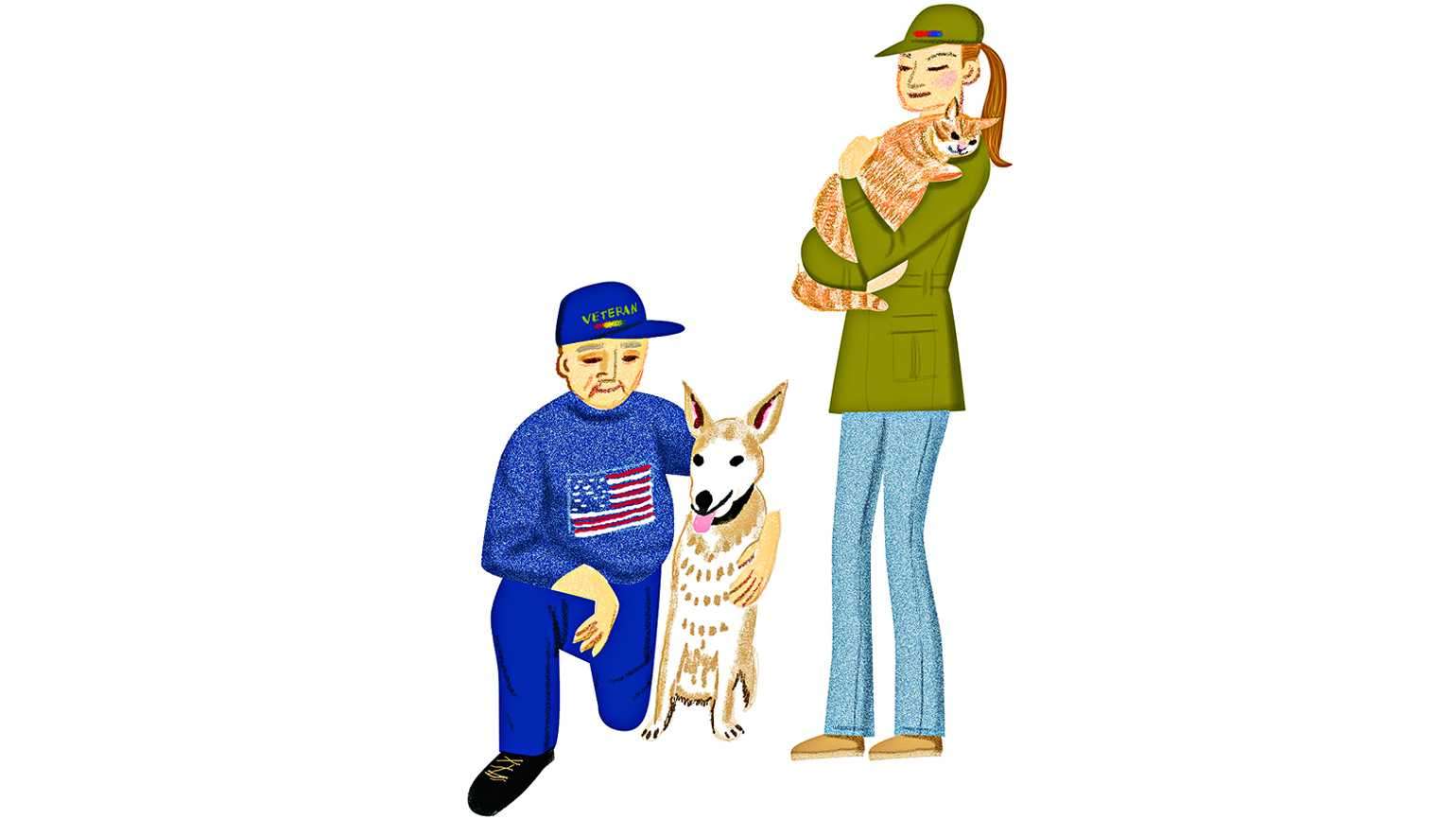 Someone Cares: Pets for Patriots