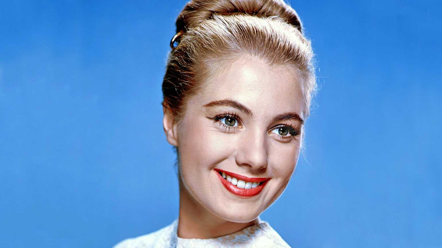Star of stage, screen and television Shirley Jones