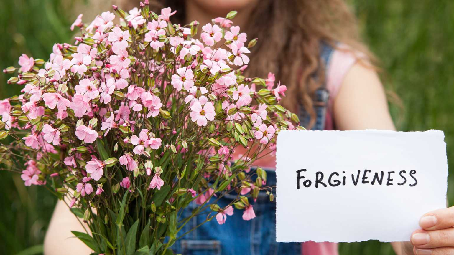 Forgiving When It's Not Easy