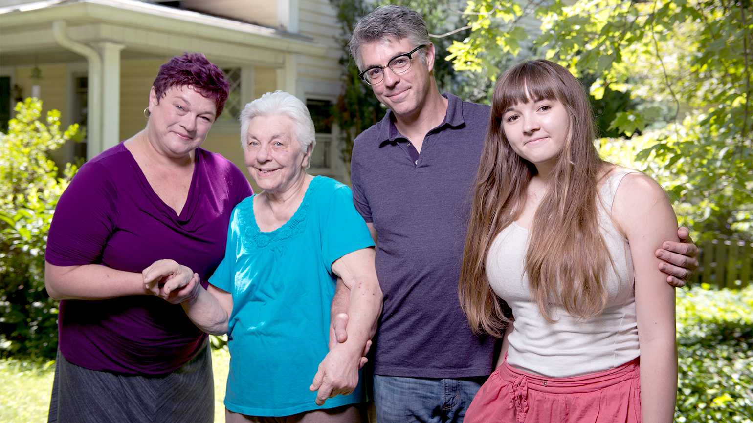 Alzheimer's Disease: Comedy Improv Is a Surprising Resource