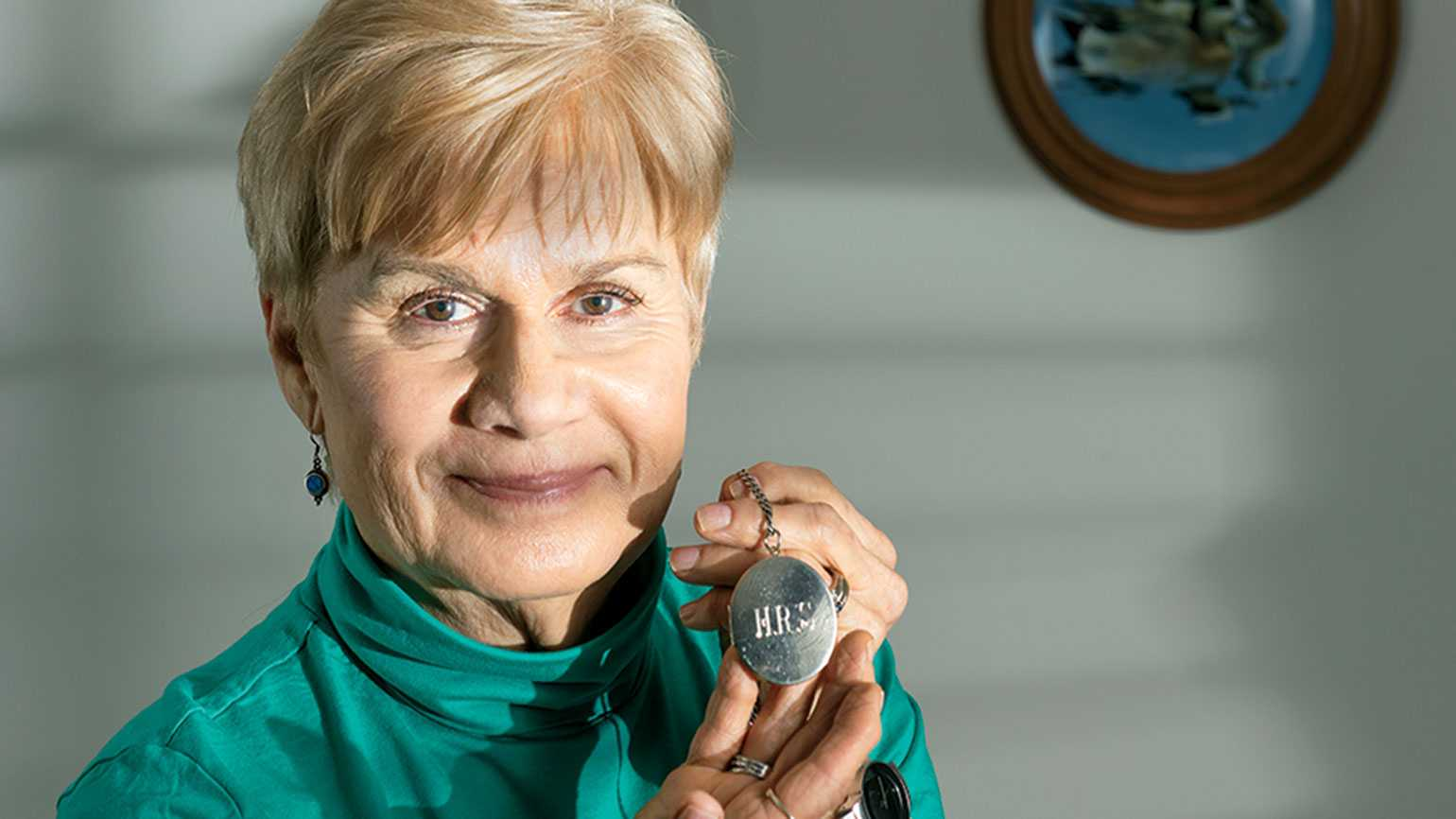 The Miraculous Return of Her Mother's Locket
