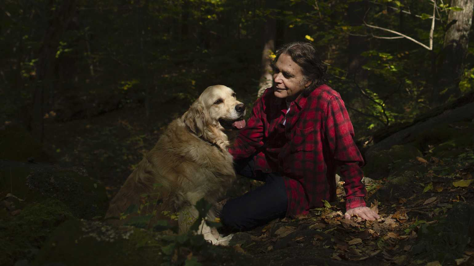 Gracie and Edward in the Berkshires