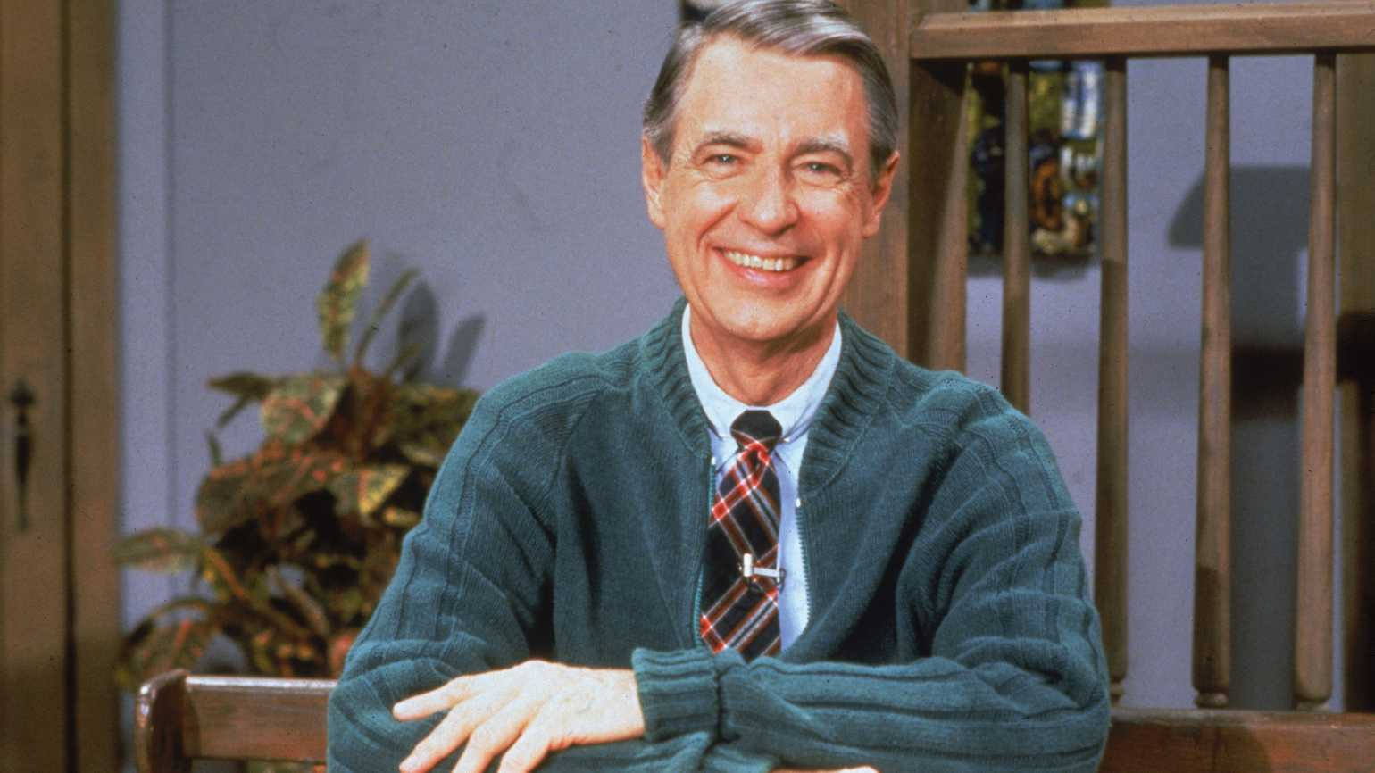 A life lesson from Mister Rogers