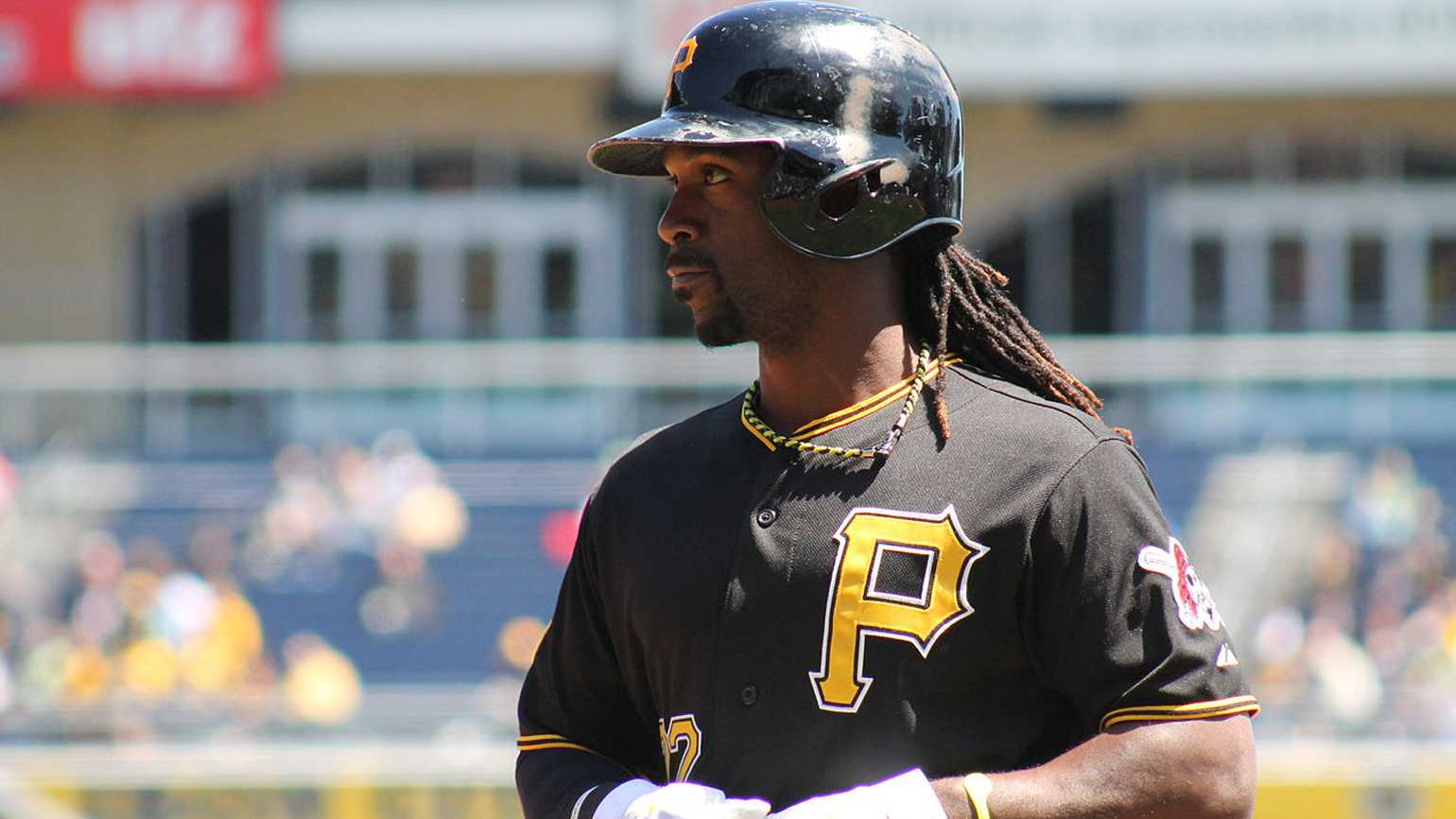 Andrew McCutchen; Photo credit: Wikimedia Commons