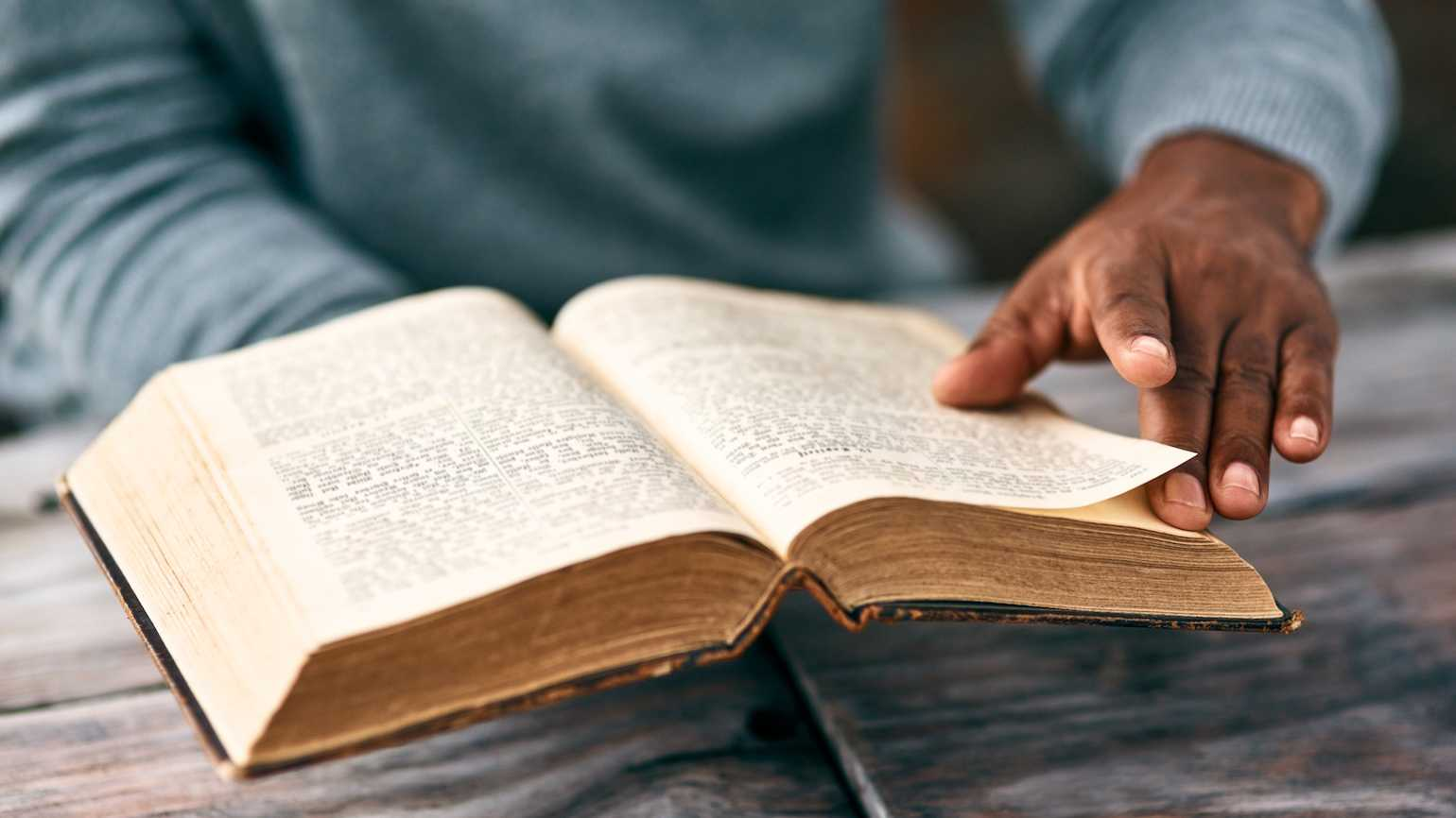 How to both read and pray the Bible