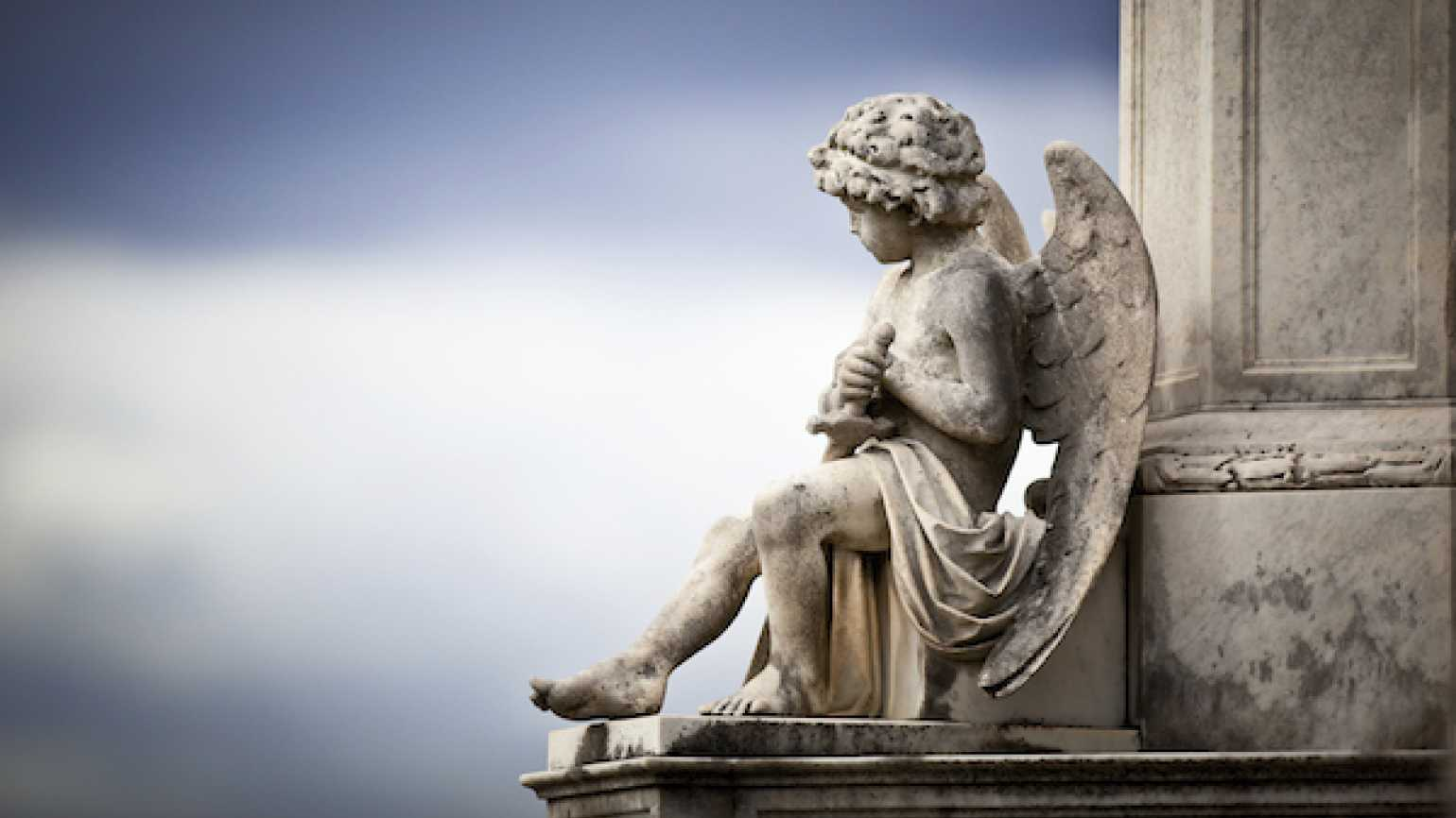 A doctor, a man of science, receives proof that angels exist.