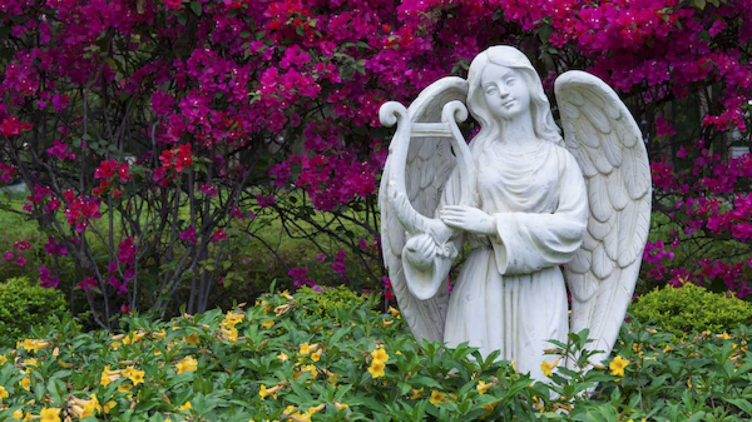 Send Angels on Earth magazine your story about seeing an angel.