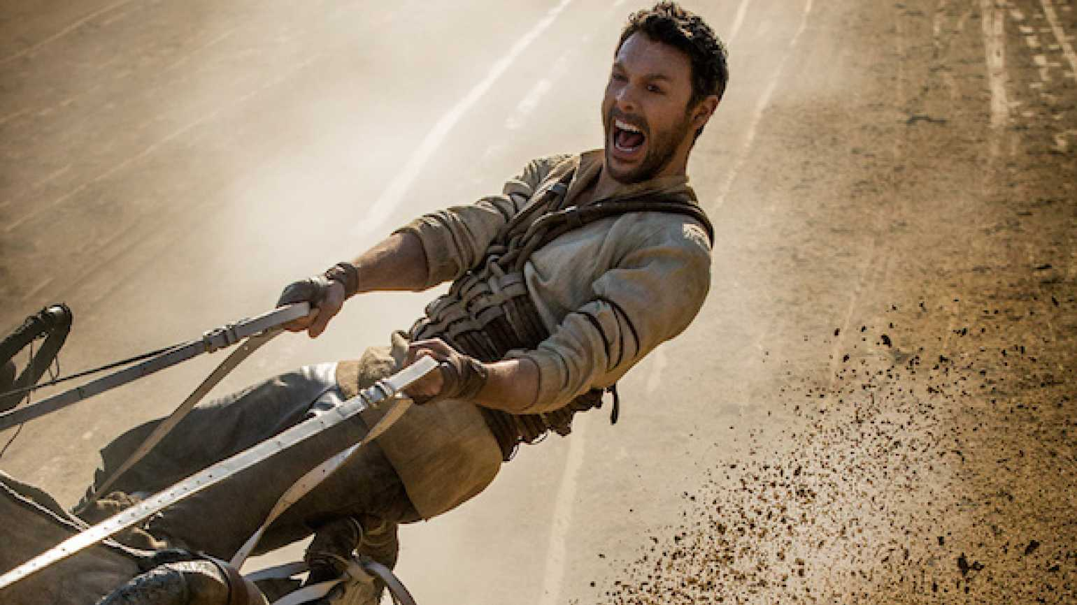 Jack Huston starring in the remake of Ben-Hur. Photo: Paramount Pictures.