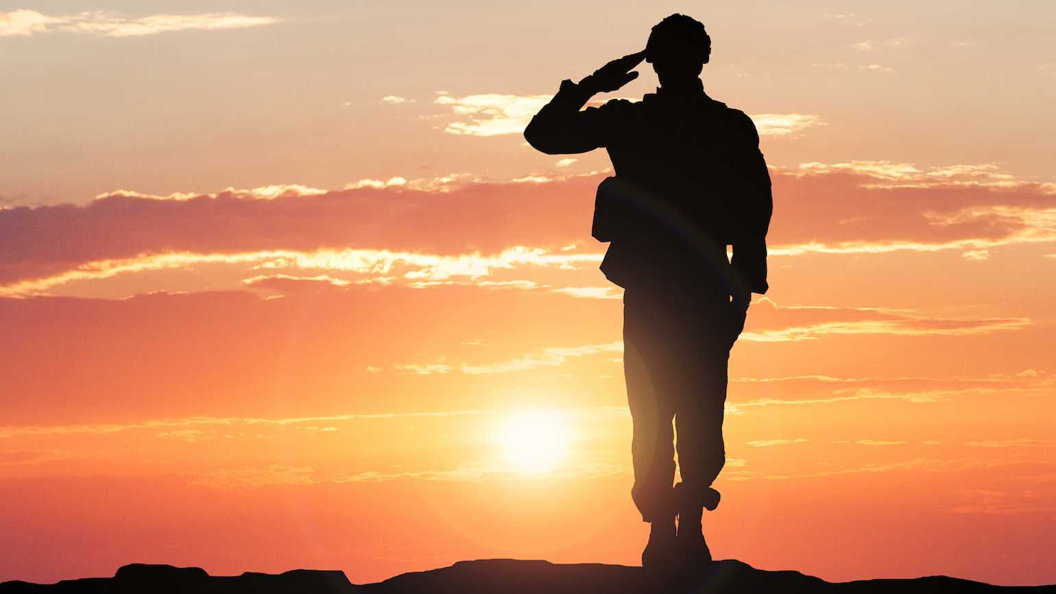Honoring a military calling