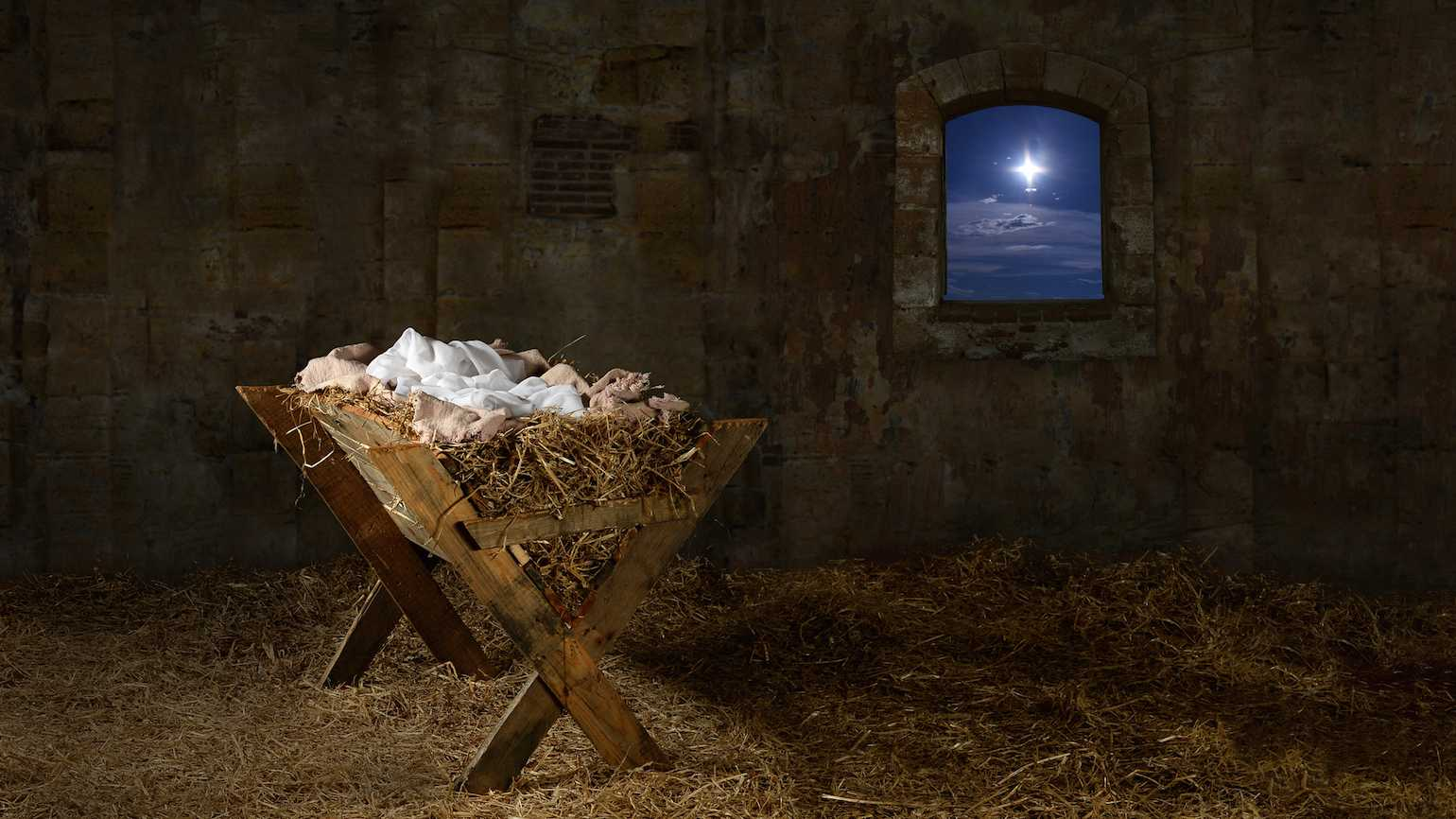 The birth of Jesus, the spread of light and hope at Christmas