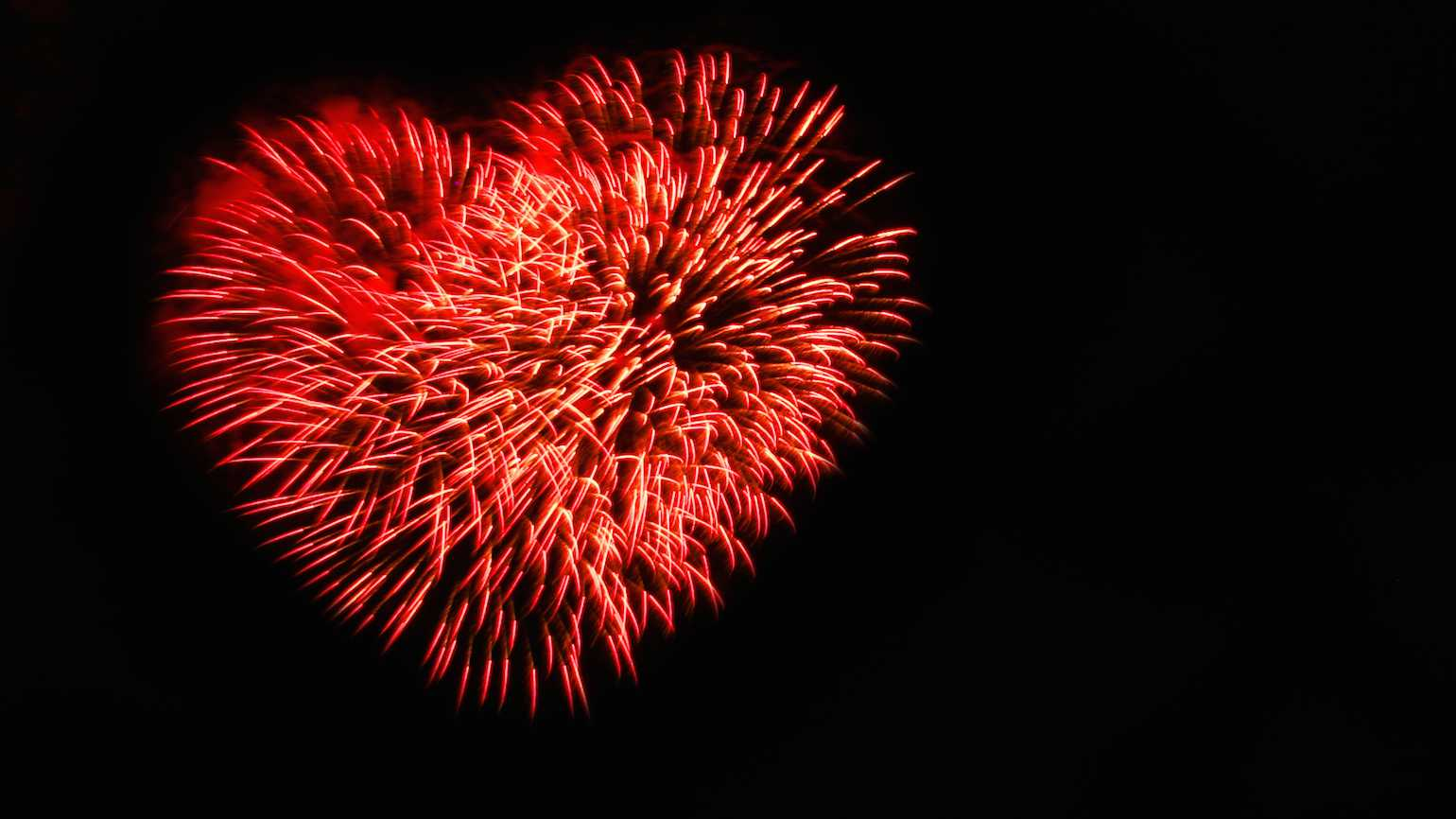 4th of July Fireworks and a military son safe at home