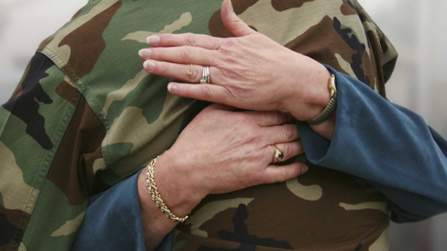 A military mom shares what she's learned from having a family member serve.