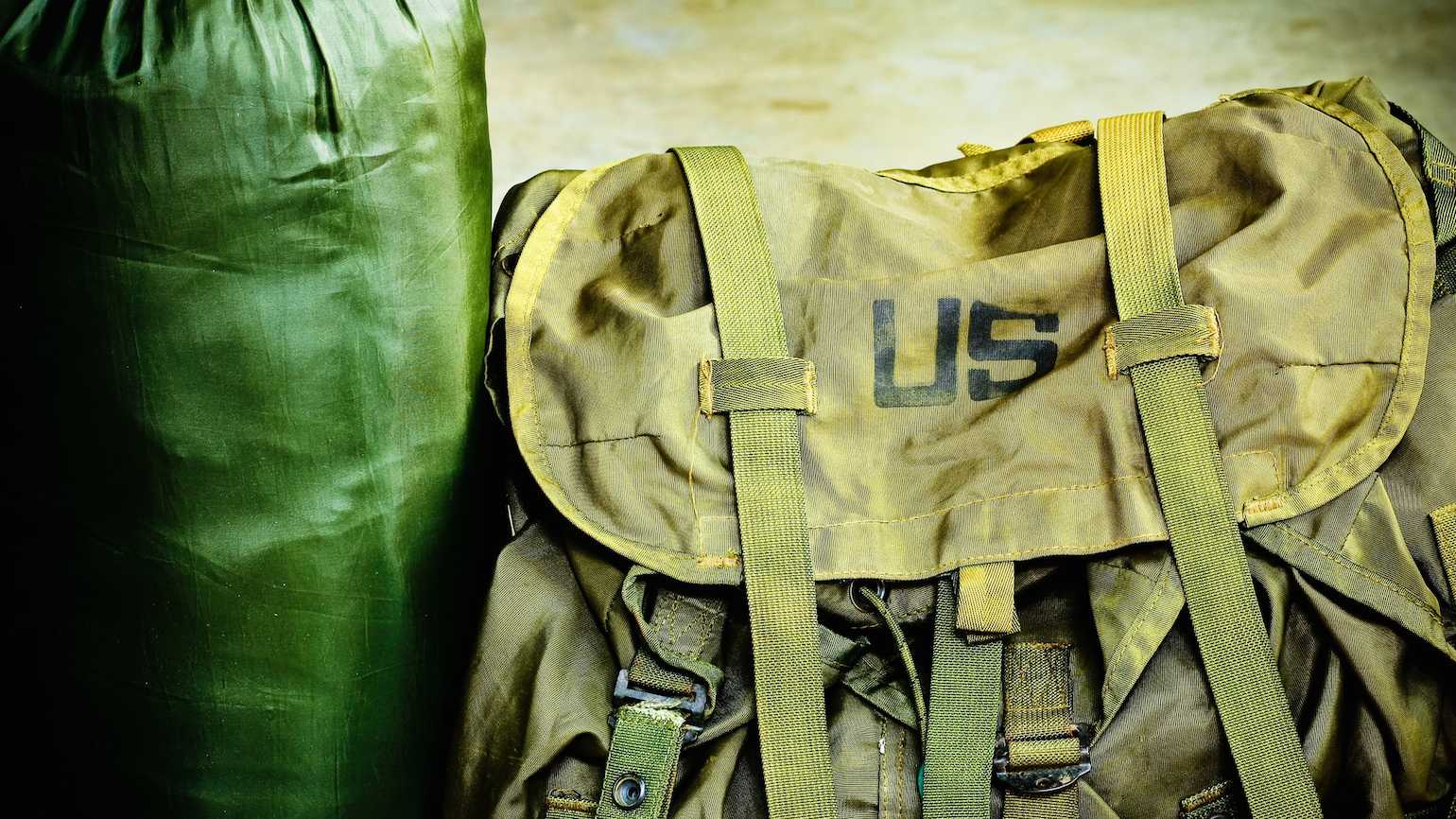How a military family trusts God's provisions.