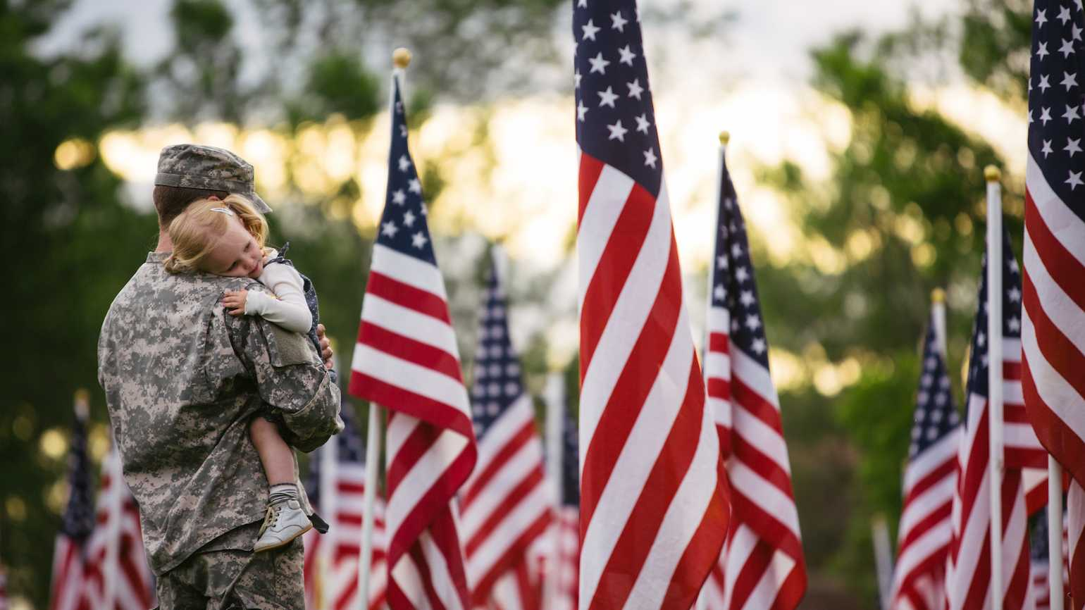 Appreciating our military