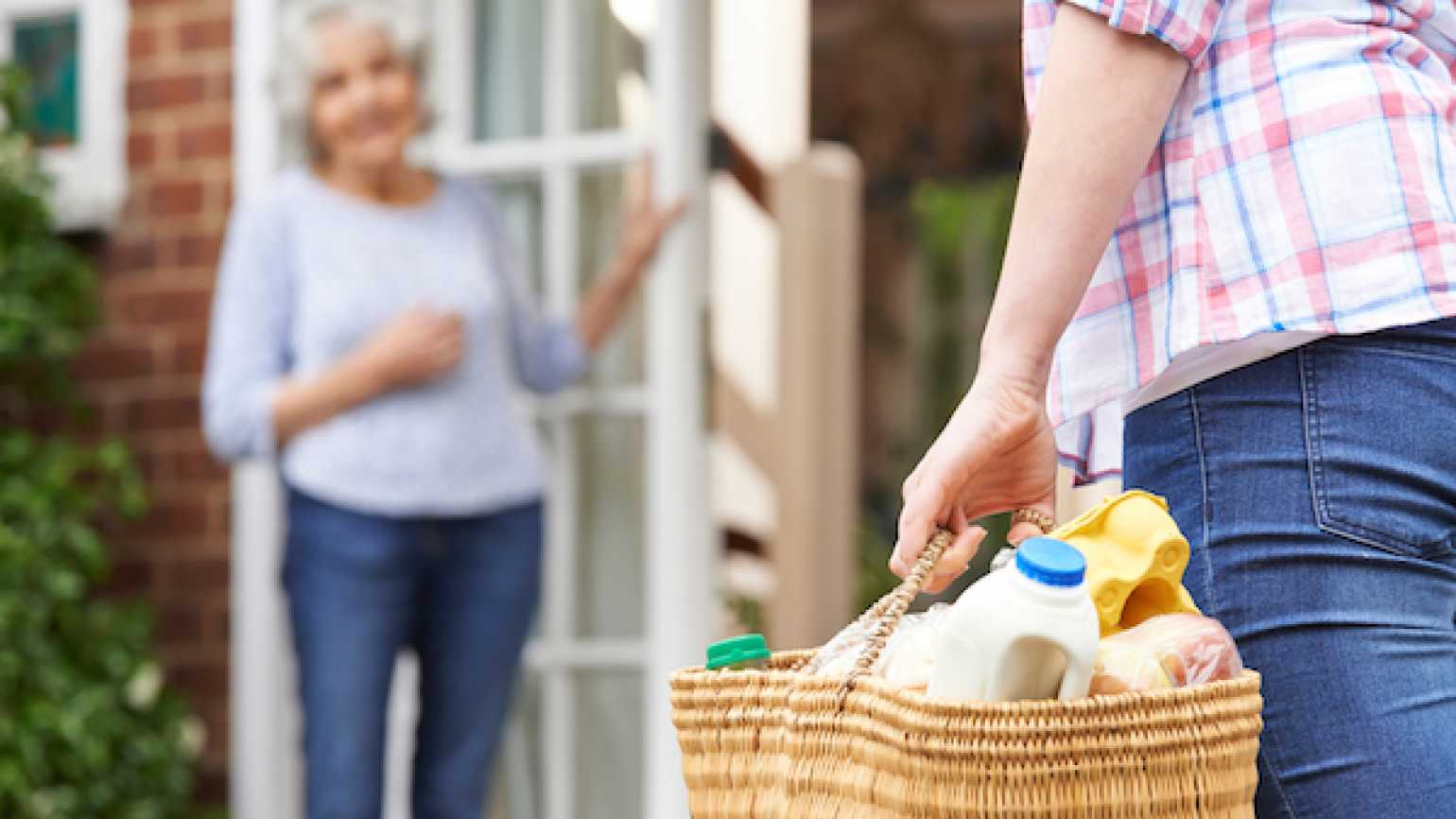 How to be a Good Samaritan and a good neighbor to everyone in need.