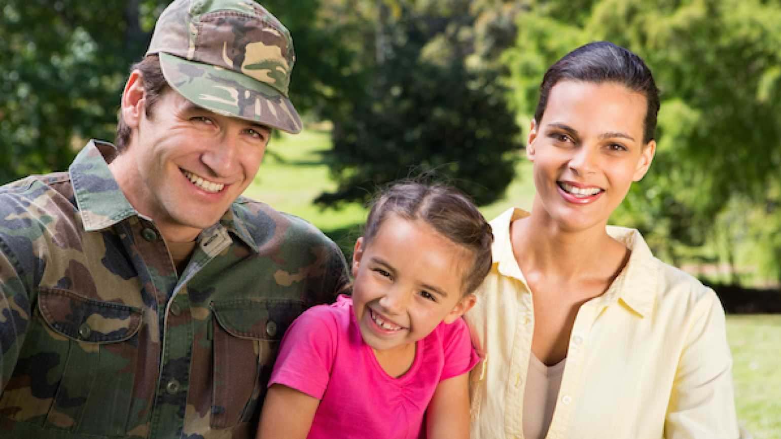 In a military family, challenges require new skill sets.