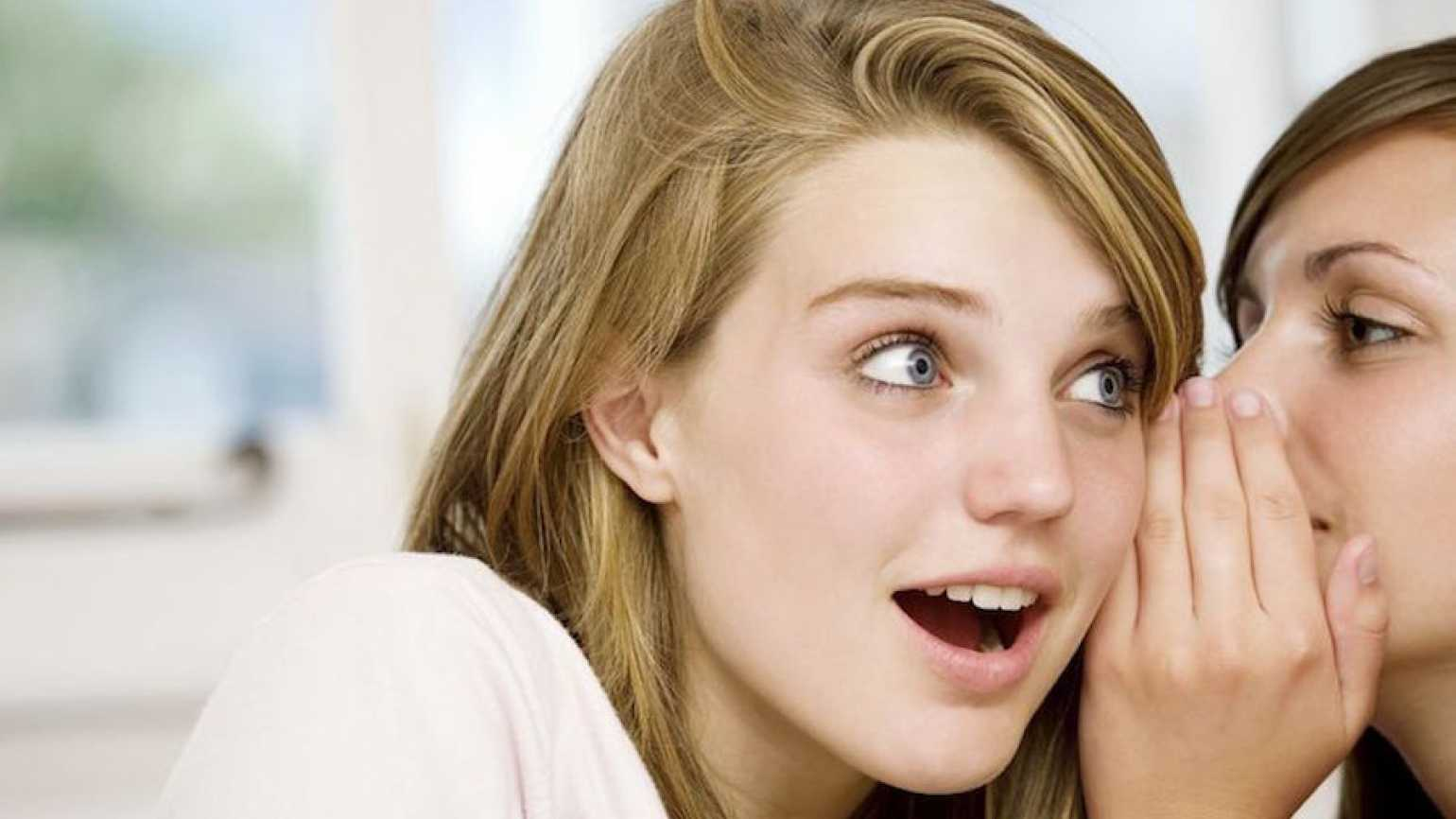 Encourage teen girls to spread positive comments, not mean ones.