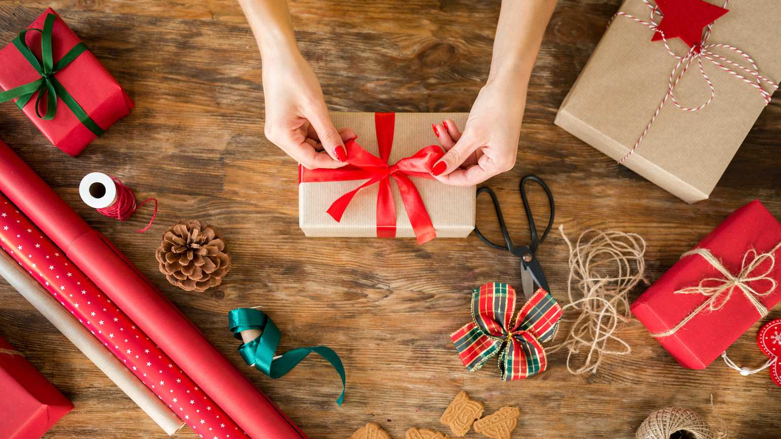 Early and mindful gift shopping