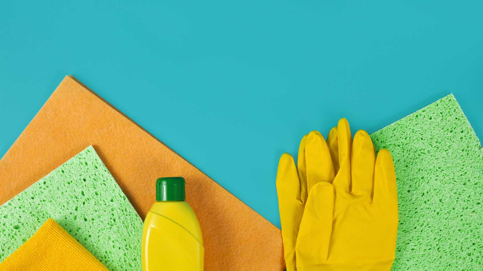 Spring cleaning for Earth Day