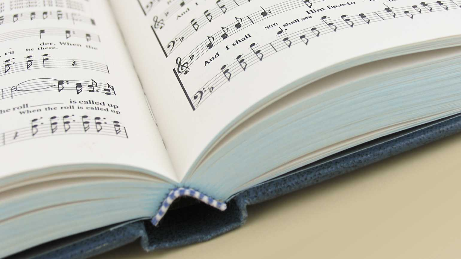 The Blessing of Old Hymns